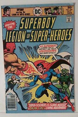 SUPERBOY # 220 - DC COMICS - OCTOBER 1976