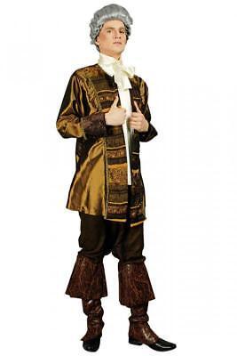 Rokoko Kostüm Rokokokostüm Gothic Barock Mittelalter Herren Vampir - Alte Prinz Kostüm