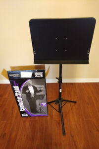 Moving Sale.  On-Stage SM7211 Professional Music Stand