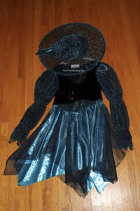 Witch costume (size 5/6)