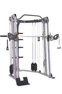 PARAGON COMMERCIAL GYM FUNCTIONAL TRAINER SMITH MACHINE RRP$5500 Harrington Park Camden Area Preview