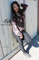 ASH PHOTOGRAPHY SPECIALS