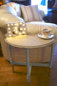 Shabby Chic Sofa Table