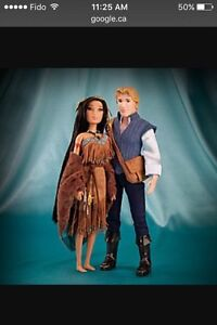 Limited edition Disney dolls. Strathcona County Edmonton Area image 5