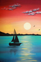 Paint Night - June 24th 7-9pm
