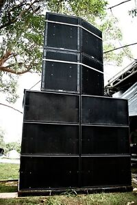 EAW + Acoustics Technologies PA system for sale Palmwoods Maroochydore Area Preview