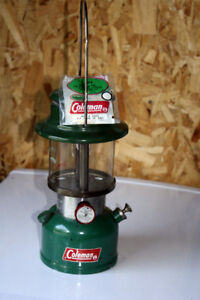 Coleman Lantern with new mantle
