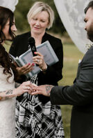 Licensed Wedding Officiant - Wedding Ceremonies for All