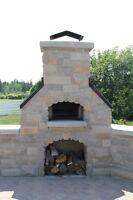 Custom Wood Burning Pizza Ovens