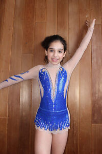 Rhythmic gymnastic dresses