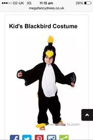 Kids blackbird outfit