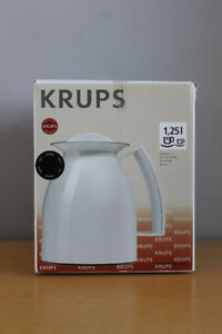 SELLING: KRUPS Cafe Line. (Coffee Pot)