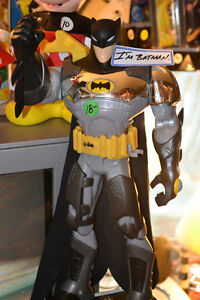 "2006 15"" Large Batman Figure - FIRST $12 TAKES Windsor Region Ontario image 1"