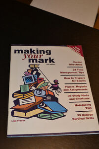 Book: Making Your Mark (5th Edition) - Lisa Fraser