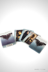 'GAME OF THRONES - SILVER' 2nd Edition Playing Card Deck