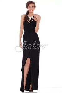 J'ADORE BLACK EVENING GOWN!!