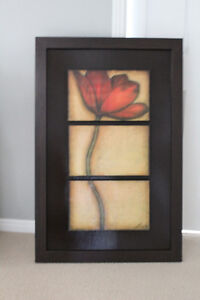 Wood Frame Wall Art