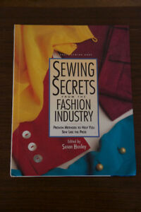 Books About Sewing Techniques