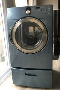 Gas Dryer with Stand