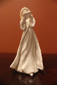 Royal Doulton Christmas Carols Figurine!!