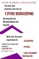 T. PITRE BOOKKEEPING