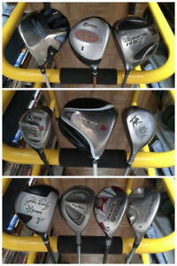 TaylorMade / Callaway / Ping / Nike Golf Clubs Bags Accessories