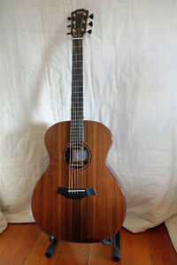 Taylor GA Custom Sinker Redwood Guitar