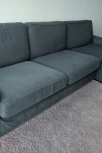 MOVING SALE! Ikea KIVIK sectional couch!