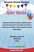 Preschool Open House