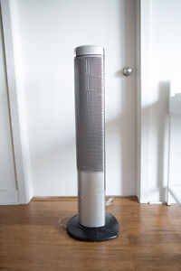 Tower Fan 40 Inch tall Ultra Slimline >> See demo VIDEO