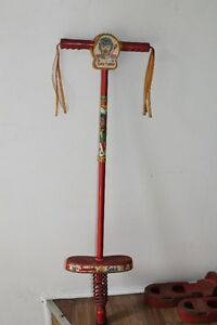 antique pogo stick