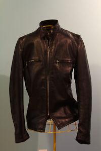 Brooks Leather Jacket - Vintage