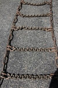 Heavy Duty Tractor Chains