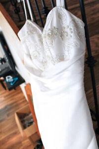 robe de marie a vendre