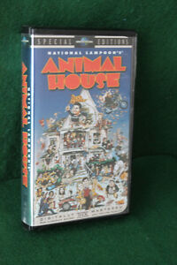 Animal House  Special Edition on VHS
