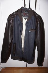Jacket de printemps grandeur Large