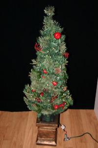Sapin de Noel en pot