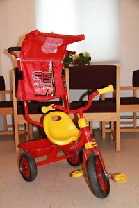 Mc Queen kid tricycle for sale