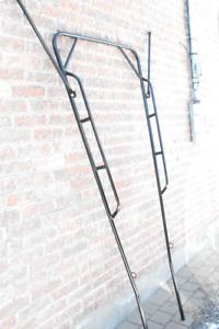 Shafts, Metal Shafts For Horse, Pony, Cob, Easy Entry Cart Shaft