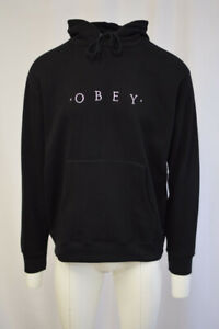BRAND NEW Obey Black Nouvelle Hoodie (Retail $90.00)