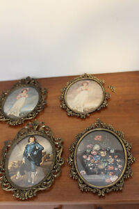 ANTIQUE FRAMES MOSTLY FOR  * PROJECTS * ( pls read )