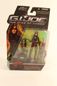 G.I. JOE - Rise of Cobra Baroness Figure