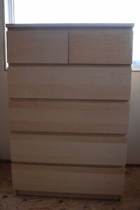 Dresser with 6 Drawers - 2 Avaiable