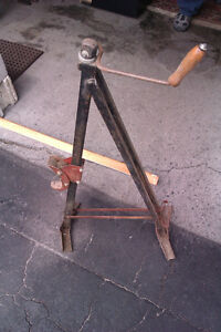 Bumper jack - Antique
