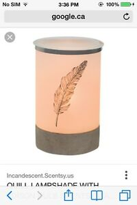 Quil scentsy warmer!
