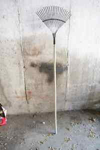 Metal Rake Kitchener / Waterloo Kitchener Area image 1