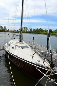 Viking 34 for cruising & racing  - Waterstopper 2