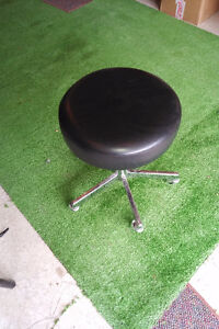Leather stool