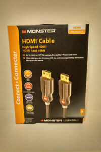 MONSTER 3M/9.84F HDMI Cable
