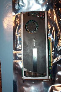 nvidia quadro 4000 Professional Graphics Card